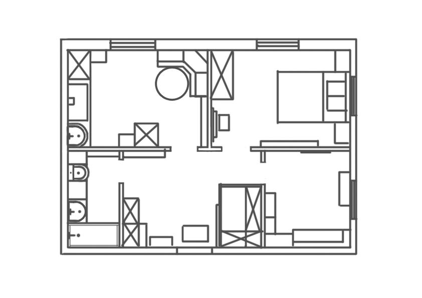 Оценка квартиры,  доли квартиры