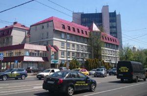 Оценка Калининград - здание Мелиоратор